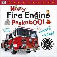 Noisy Fire Engine Peekaboo