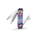 Нож Victorinox Classic LE2019 Burger Bar 7 функций (0.6223.L1906)