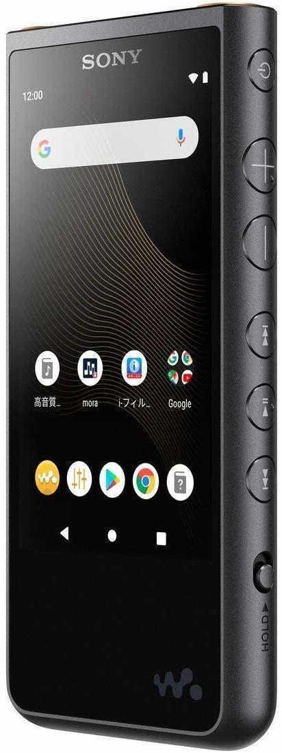 Sony Walkman NW-ZX507B Hi-Res плеер, цвет чёрный