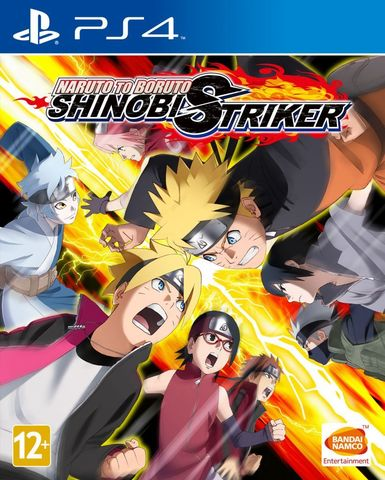Sony PS4 Naruto to Boruto: Shinobi Striker (русские субтитры)