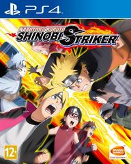 PS4 Naruto to Boruto: Shinobi Striker (русские субтитры)