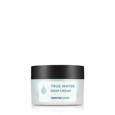 Крем THANK YOU FARMER True Water Deep Cream 50ml