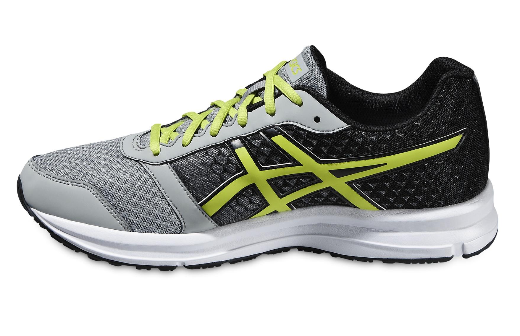 Мужская беговая обувь Asics Patriot 8 (T619N 9605) фото