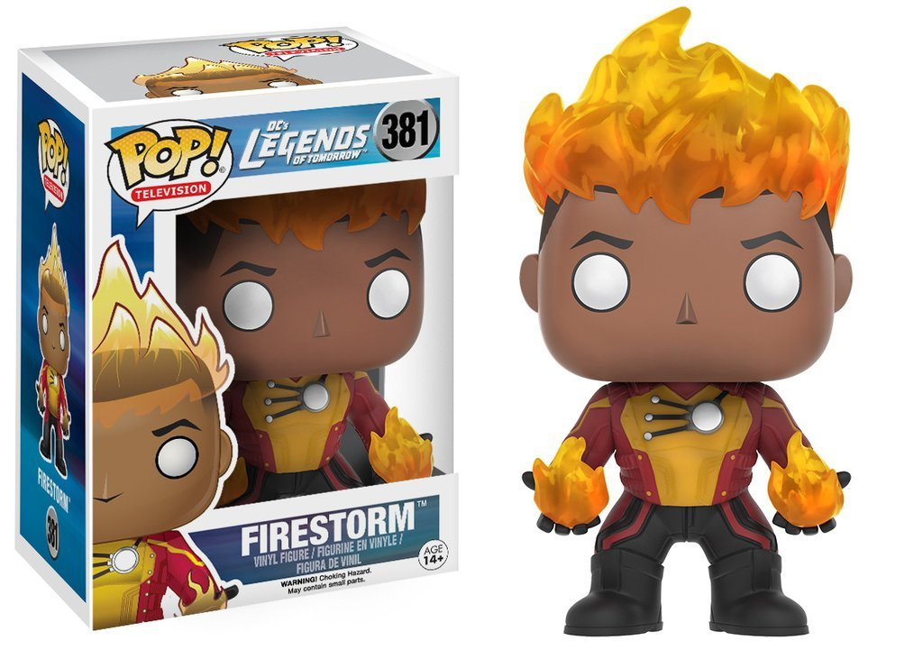 Фигурка Funko POP! Vinyl: Legends of Tomorrow: Firestorm 9686