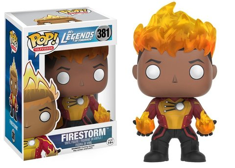Фигурка Funko POP! Vinyl: Legends of Tomorrow: Firestorm 9686