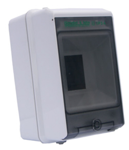 Пластиковый корпус Systemair для U-EK plastic housing IP55