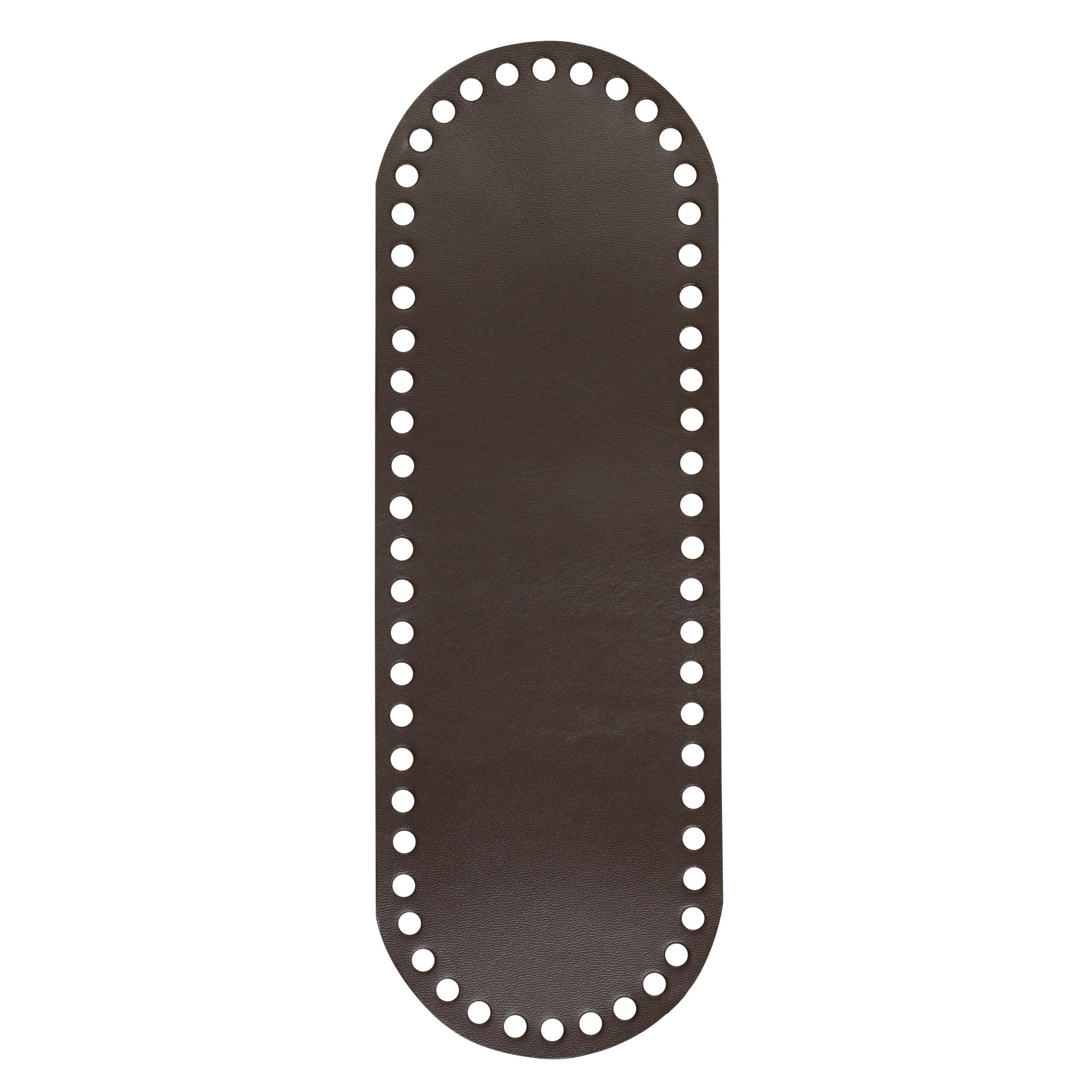 Вся фурнитура Дно. Натуральная кожа темно-коричневое 2,5 мм 27см*9,4см IMG_1186.jpg