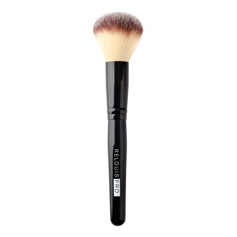 Кисть косметическая для пудры RELOUIS PRO Powder Brush