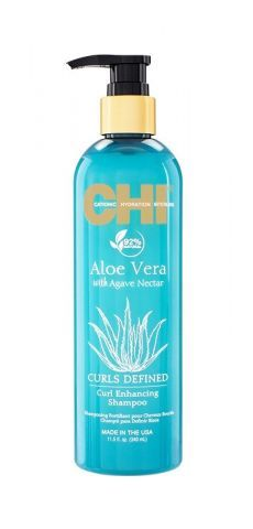 Шампунь для вьющихся волос CHI Aloe Vera with Agave Nectar 340 мл
