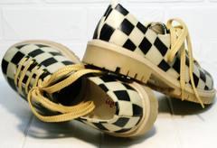 Туфли оксфорды женские купить Goby TMK6506