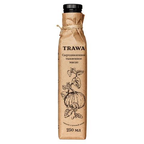 TRAWA, Масло сыродавленное тыквенное, 250мл