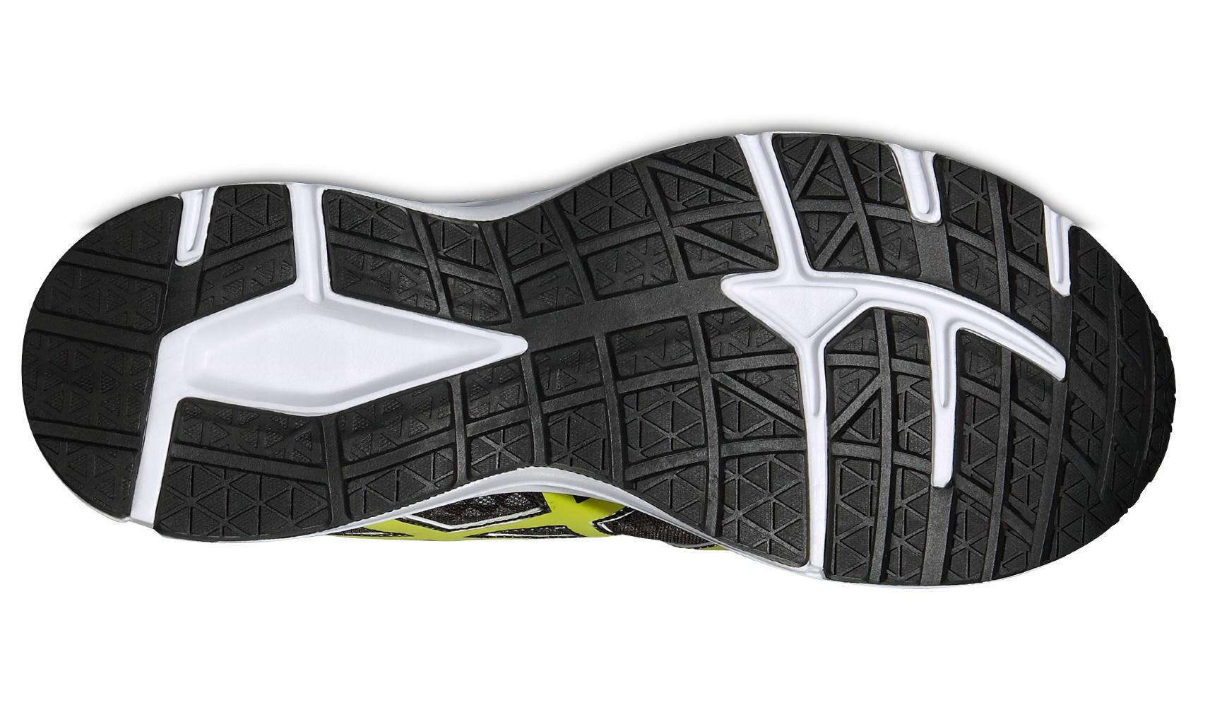 Мужские кроссовки для бега Asics Patriot 8 (T619N 9605) серые фото