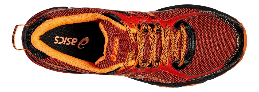 Мужские кроссовки для бега по бездорожью Asics Gel-Sonoma 2 T634N 2330 оранжевые фото