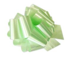 Бант-шар однотонный 50х160 (светло-зеленый)