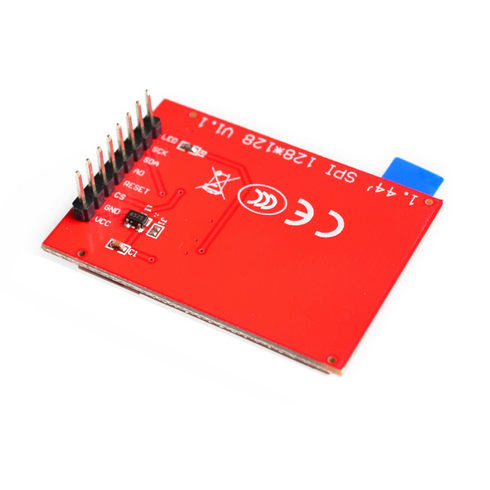 Image result for lcd 1.44 tft