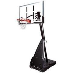 Баскетбольная стойка мобильная, акрил Spalding Portable - 54