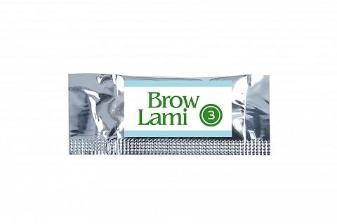 Состав для ламинирования бровей Brow Lami №3