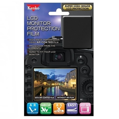 Защитная плёнка Kenko LCD Monitor Protection Film для Nikon D3200
