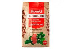 Шиповник измельченный сушеный BioniQ, 90г