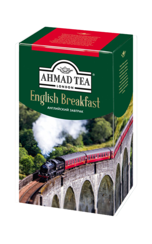 Ahmad tea English breakfast, 100 гр