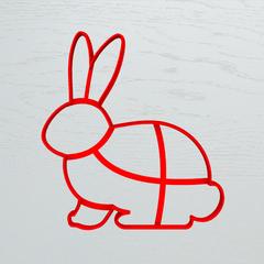 Кролик №6