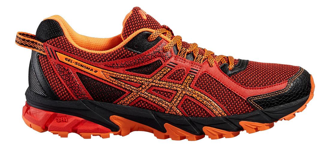 Беговые кроссовки для мужчин Asics Gel-Sonoma 2 (Асикс гель-сонома)  фото