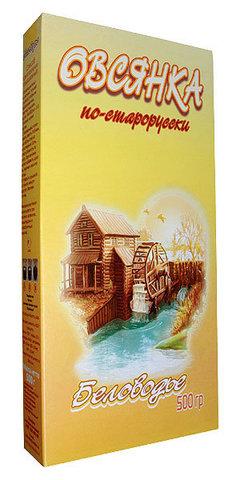 Каша Овсянка по-старорусски, 500 гр. (Беловодье)