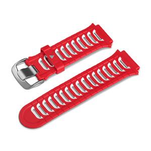 Ремешок сменный для Garmin Forerunner 920 (красно-белый)