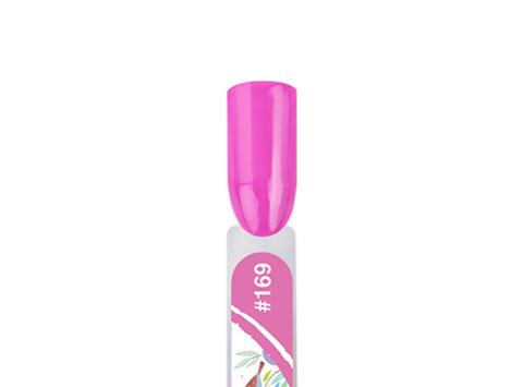 BF169-4 Гель-лак для покрытия ногтей. Flourish #169 Медуница