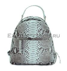 Рюкзак из кожи питона BG-332