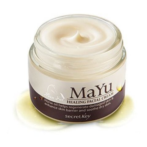 SECRET KEY MAYU Крем для лица лечебный MAYU Healing Facial Cream 70g