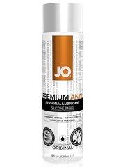 Анальный лубрикант на силиконовой основе JO Anal Premium, 2.5 oz (разный объем)