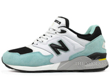 Кроссовки Женские New Balance 878 White Turquoise Black