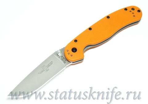 Нож Ontario Rat 1 8848OR оранжевый