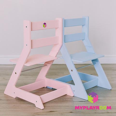 Растущий стульчик, розовый 13