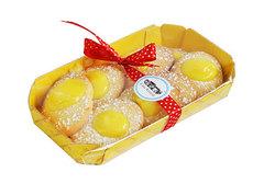 Печенье Лимони с лимонным кремом CR, 200г