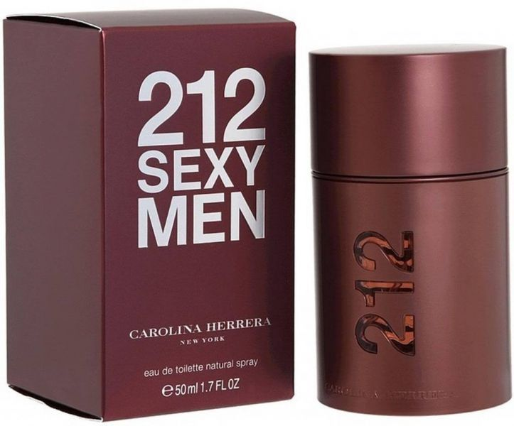 Carolina Herrera 212 Sexy for Men EDT