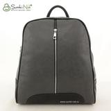 Рюкзак Саломея 160 серый + черный