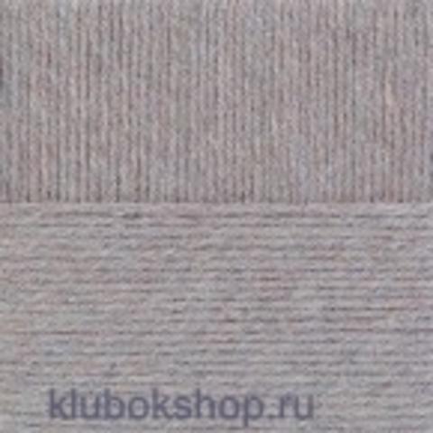 Пряжа Молодежная Пехорка Серый меланж 96 - купить в интернет-магазине недорого klubokshop.ru