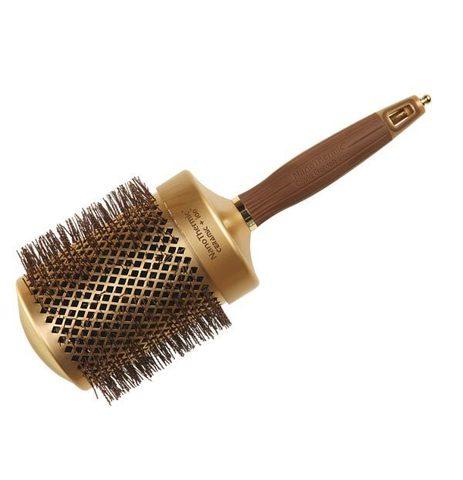 Термобрашинг для волос Olivia Garden NanoThermic 82 мм
