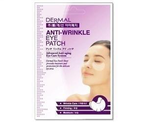 DERMAL Патчи д/век АНТИВОЗРАСТНЫЕ Anti-Wrinkle Eye Patch, 6 гр