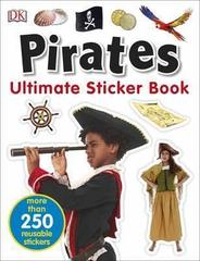 Pirates Ultimate Sticker Book