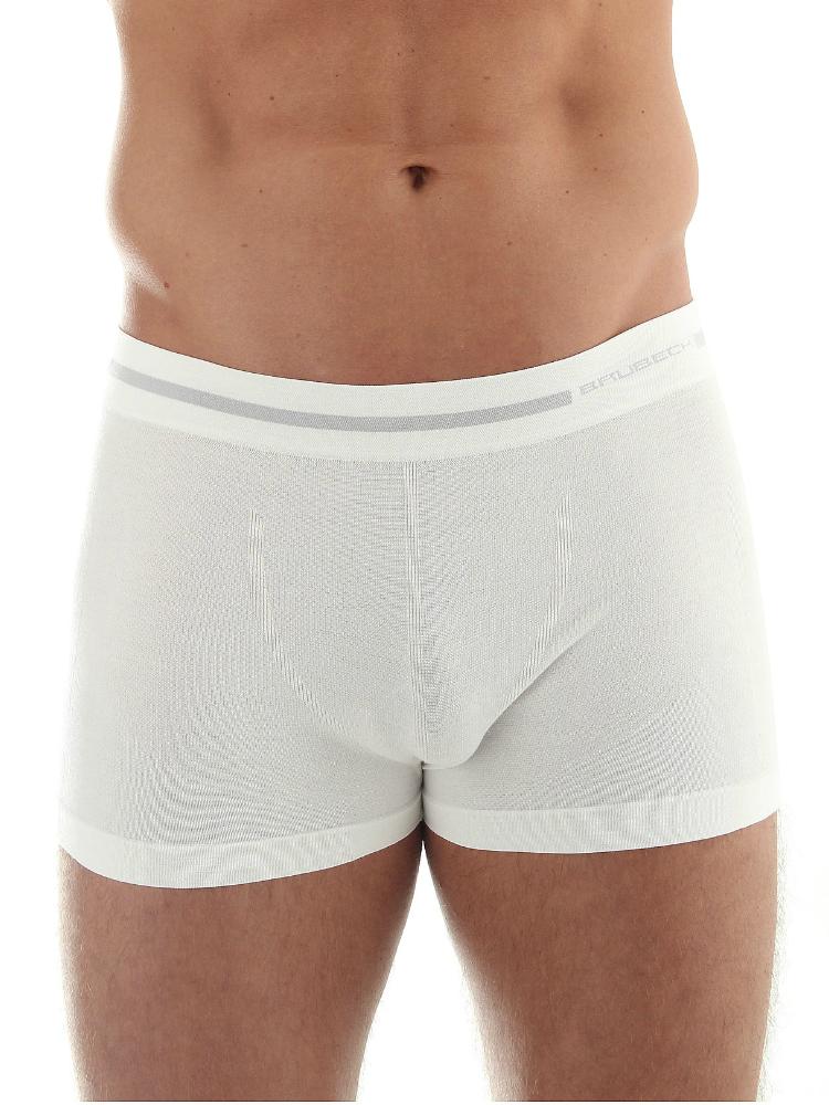 Мужские термотрусы боксеры Brubeck Comfort Wool (BX10550) белые