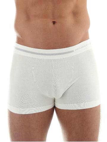 Термобелье мужское Brubeck Comfort Wool термотрусы белые