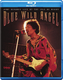 Jimi Hendrix / Blue Wild Angel: Jimi Hendrix At The Isle Of Wight (Blu-ray)
