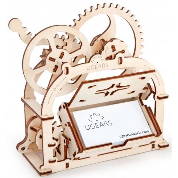 Деревянный 3D-конструктор