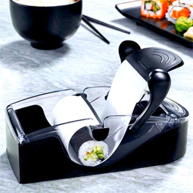 """Кухонные принадлежности и аксессуары Машинка для приготовления суши и роллов """"Instant Roll"""" 8cd19e619e433e6758b98a3c1ac3820b.jpg"""