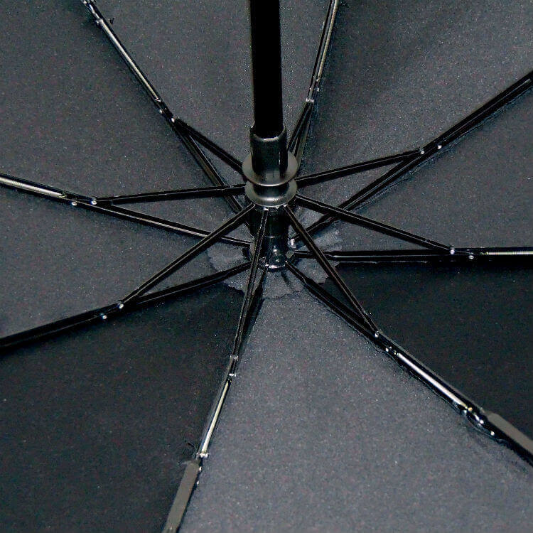Зонт складной Bugatti -74666BBU-GRAN TURISMO CARBON NERO