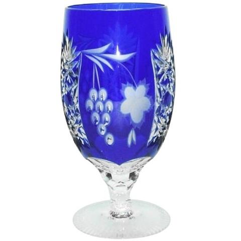 Бокал Ice Tea 450 мл артикул 1/cobaltblue/64573. Серия Grape