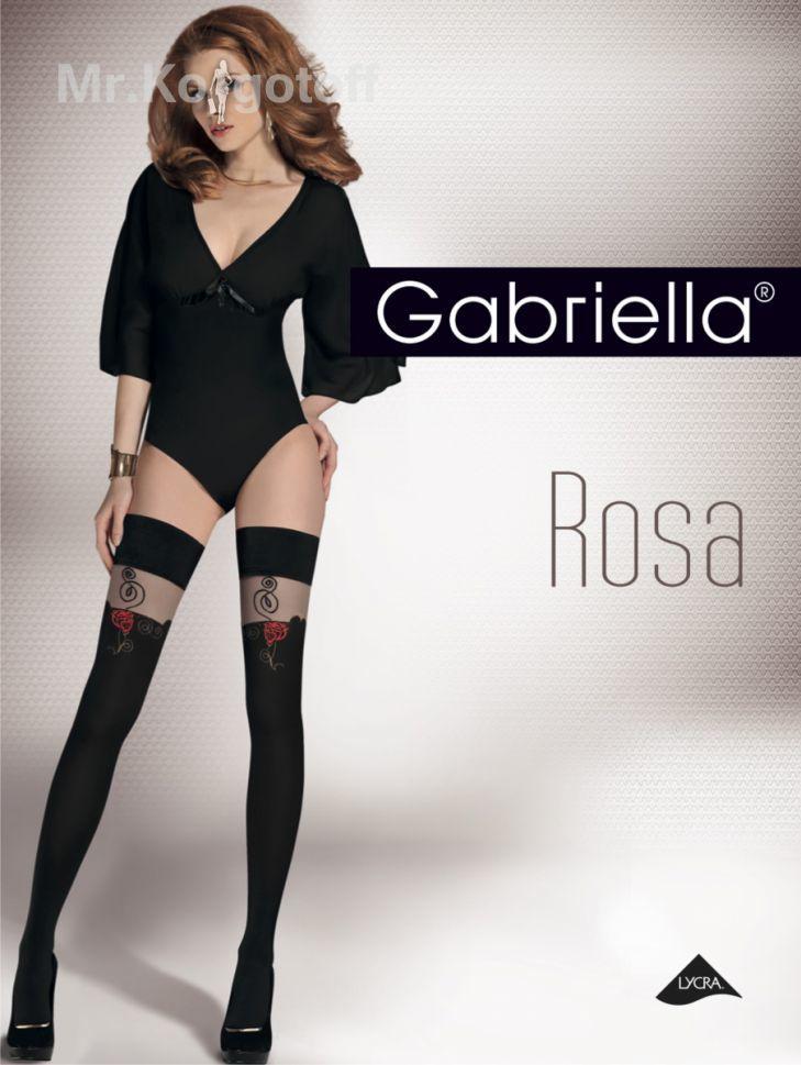 Чулки Gabriella Rosa 60 (code 303)